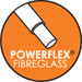powerflex fibreglass poles