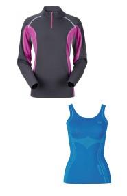 All-season baselayer