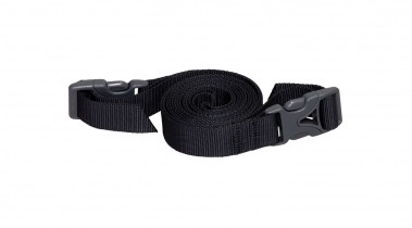 Straps with buckles