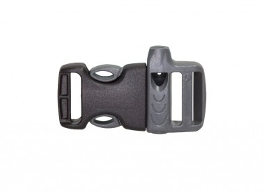 Buckle ITW NEXUS 20mm /with emergency whistle/