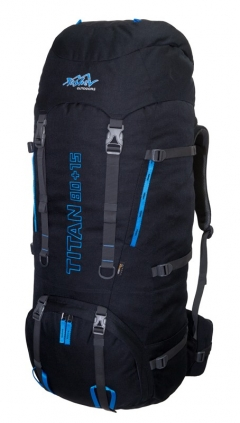 TASHEV Titan 80+15 Backpack