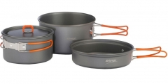 VANGO Adventure Hard anodised Cook Kit