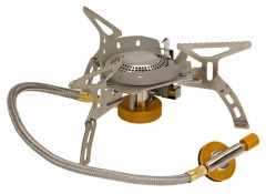 VANGO Foldable Gas Stove with Piezo and Windshield