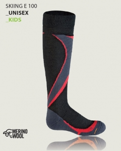 FUSE Skiing E100 socks