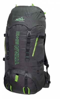 TASHEV Titan 60+10 Backpack