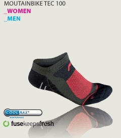 FUSE Mountainbike TEC 100 socks