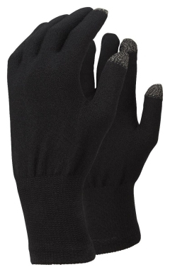 Ръкавици TREKMATES Merino Touch Screen Black