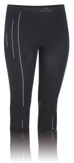 FUSE ML140 3/4 Leggings - Ladies (Black)