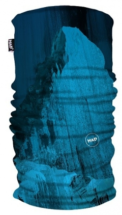 Шалче Printed Fleece H.A.D. Matterhorn Blue