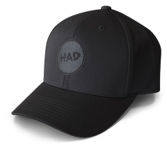 H.A.D. Base cap Black eyes