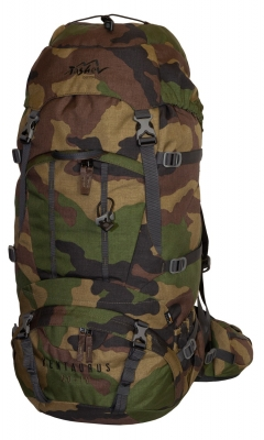 TASHEV Kentaurus 60+10 Camouflage Backpack