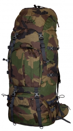 TASHEV Mount 100+20 S+ Camouflage Backpack