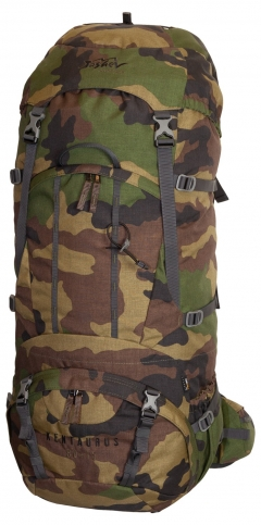TASHEV Kentaurus 80+15 Camouflage Backpack