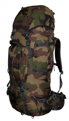 TASHEV Mount 100+20 Camouflage Backpack