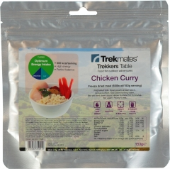 TREKMATES Trekkers Table Chiken curry