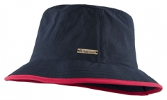 TREKMATES Ordos Hat UV40+, Navy blue