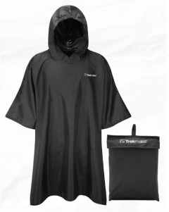 TREKMATES Essential Raincoat-Poncho