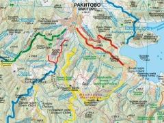 b9af6c3f630 Туристическа карта на Западни Родопи