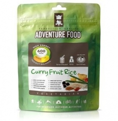 ADVENTURE FOOD Curry with fruit and rice